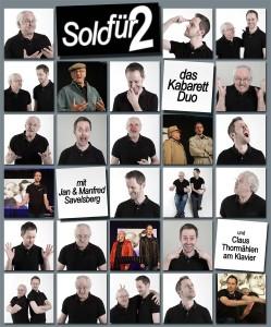 Solo für 2 - Das Kabarett-Duo